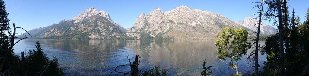 Jenny Lake, Grand Teton Range