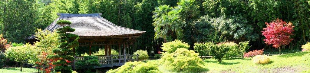 Zen-Garten Anduze